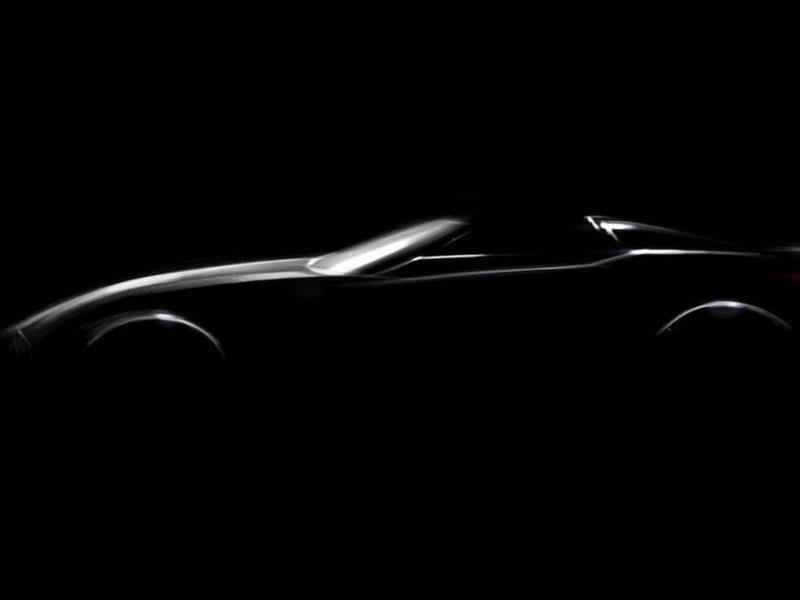 BMW adelantará el futuro Z5 en Pebble Beach