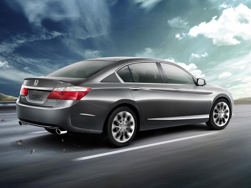 Honda Accord Sport 2015 llega a México