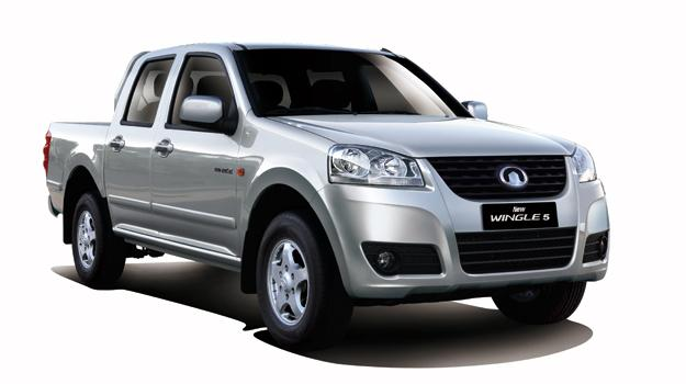 Great Wall Motors Chile presenta New Wingle 5