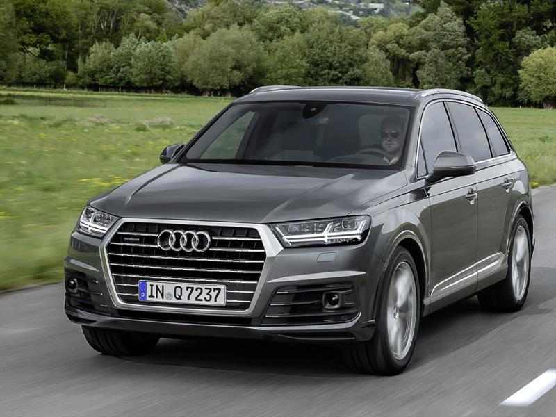 nuevo audi q7 2016 ya est en colombia desde 247 millones. Black Bedroom Furniture Sets. Home Design Ideas