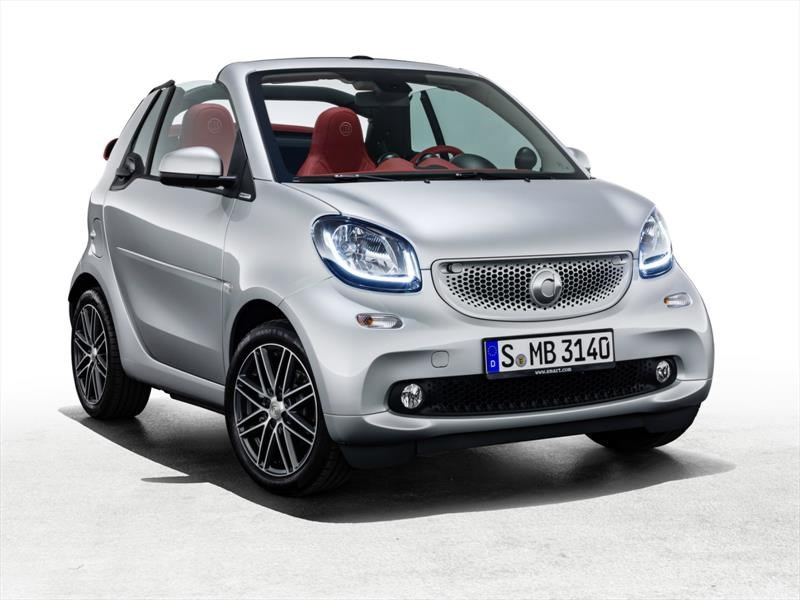 Smart ForTwo Cabrio by Brabus Edition #2: funcional