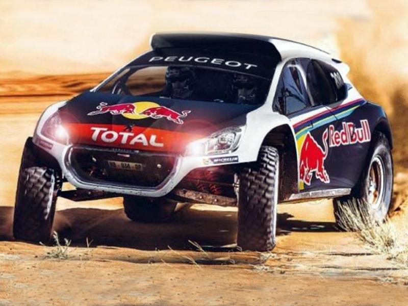 Peugeot regresar��a al DAKAR 2015 - Autocosmos.com