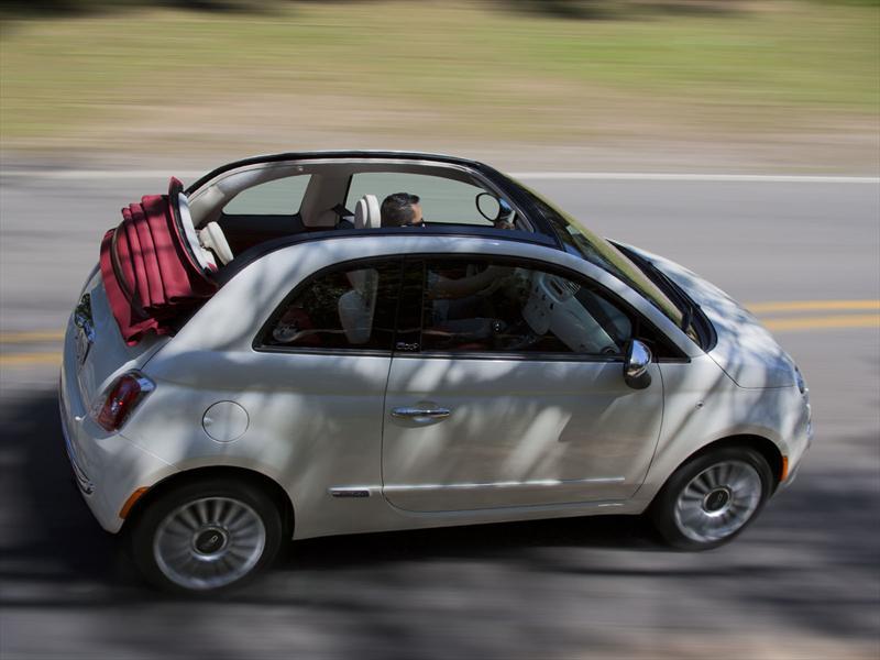 Nuevo fiat 500 cabrio llega a argentina for Fiat idea 2013 precio argentina
