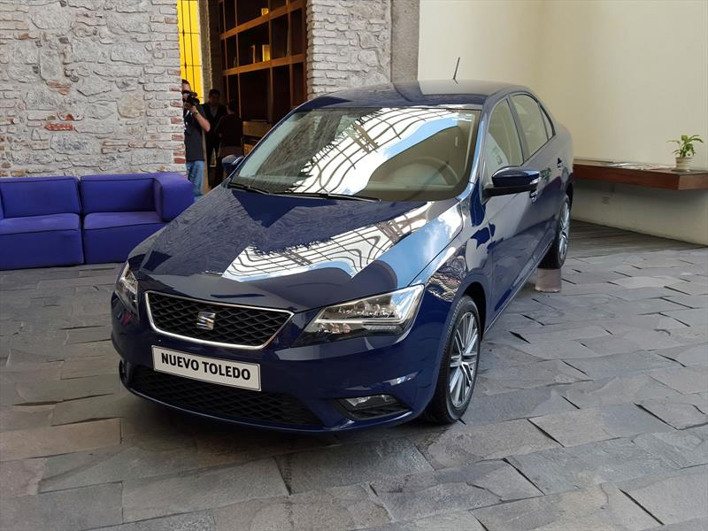 seat toledo 2016 llega a m xico desde 191 900 pesos. Black Bedroom Furniture Sets. Home Design Ideas