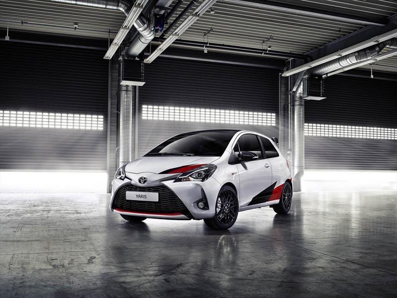 Toyota Yaris GRMN 2017, con el rally en la sangre