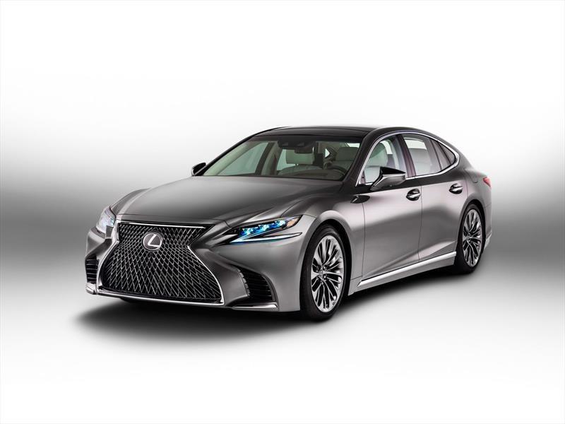 Lexus LS 2018, la evolución del gran sedán japonés