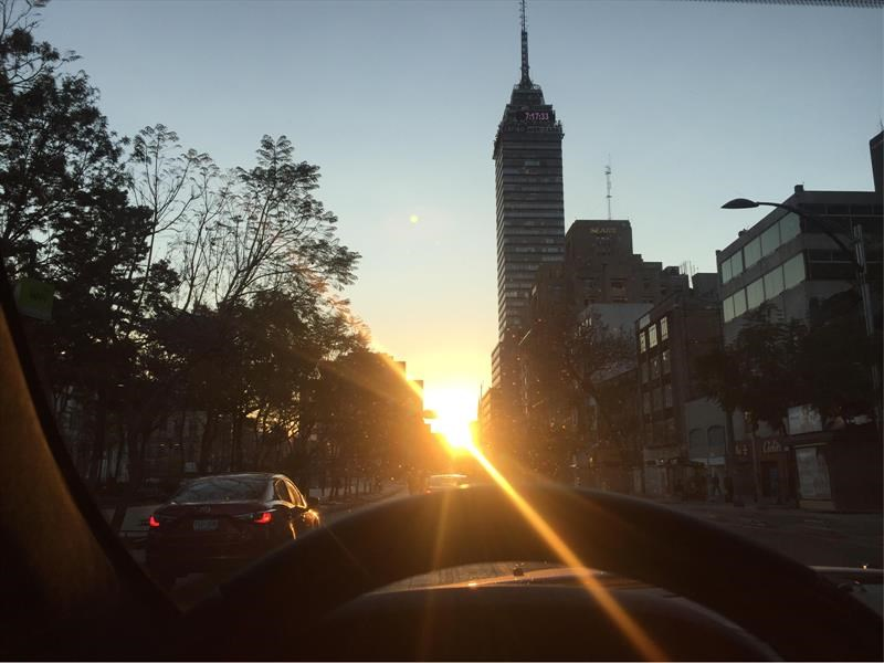 El WRC México 2017 arrancará en la CdMx