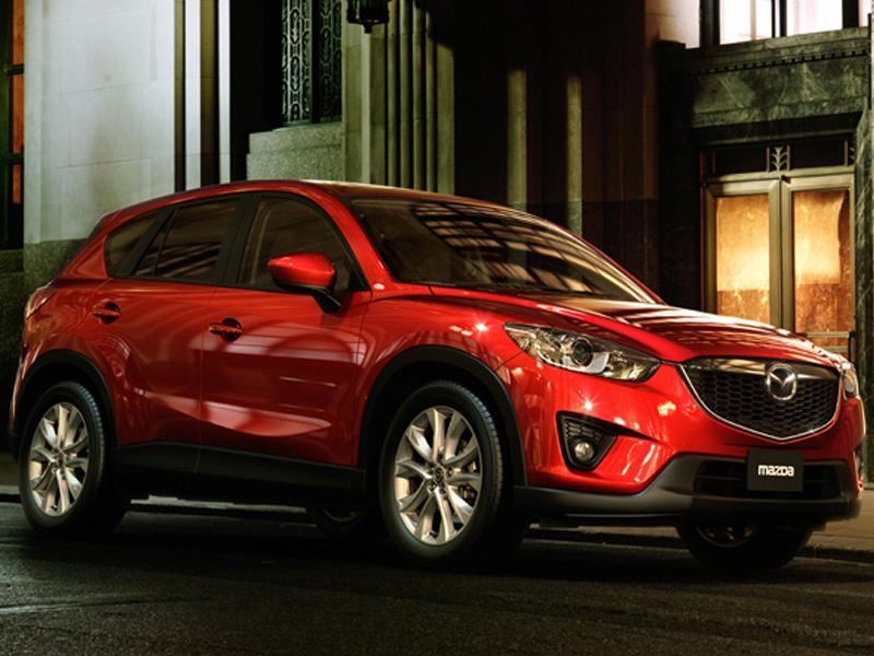 Women Review: Mazda CX-5 2014, lujo y practicidad - Autocosmos.com