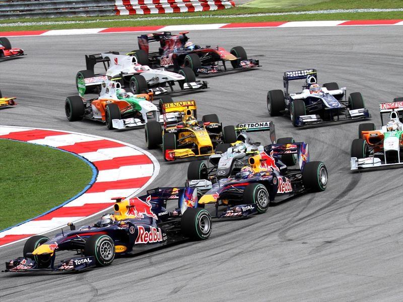 Esto es lo que ganan los pilotos de Fórmula 1 en 2017
