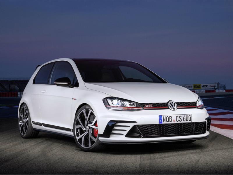 Volkswagen Golf GTI Clubsport, celebra el 40 aniversario del GTI