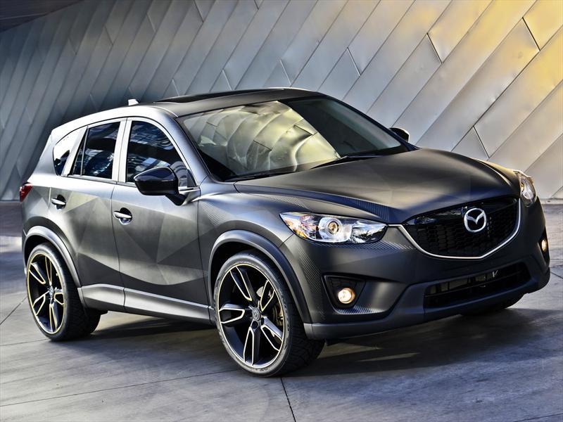 El Mazda CX-5 es el nuevo SUV de las Américas 2013