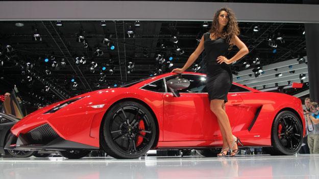 Lamborghini Gallardo LP 540-4 Super Trofeo Stradale debuta en el Salón de Frankfurt 2011