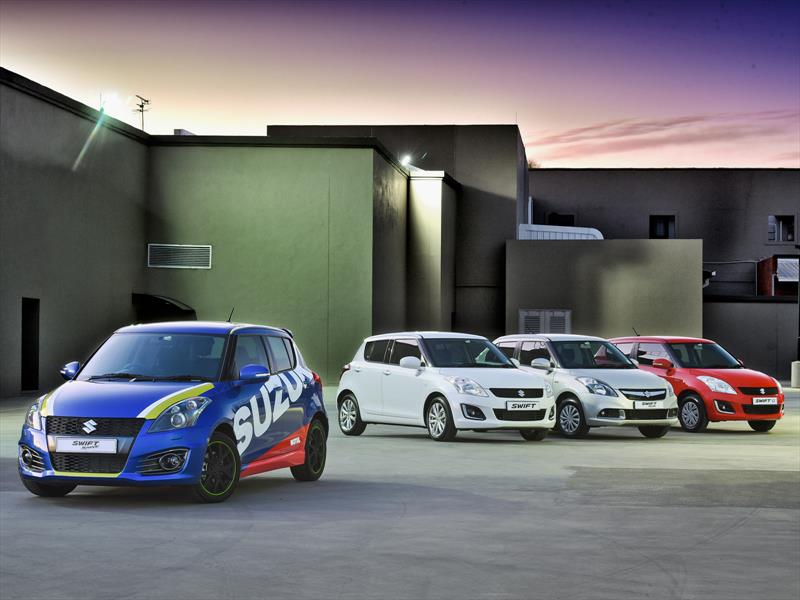 Suzuki Swift alcanza las 5.000.000 de unidades vendidas