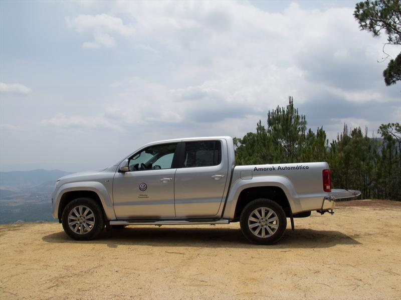 Volkswagen Amarok Autom&#225;tica llega a M&#233;xico desde $466,700 pesos