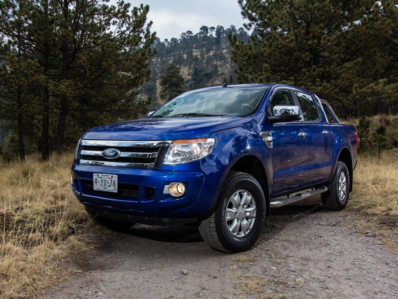 Probamos la nueva Ford Ranger 2.5L Nafta