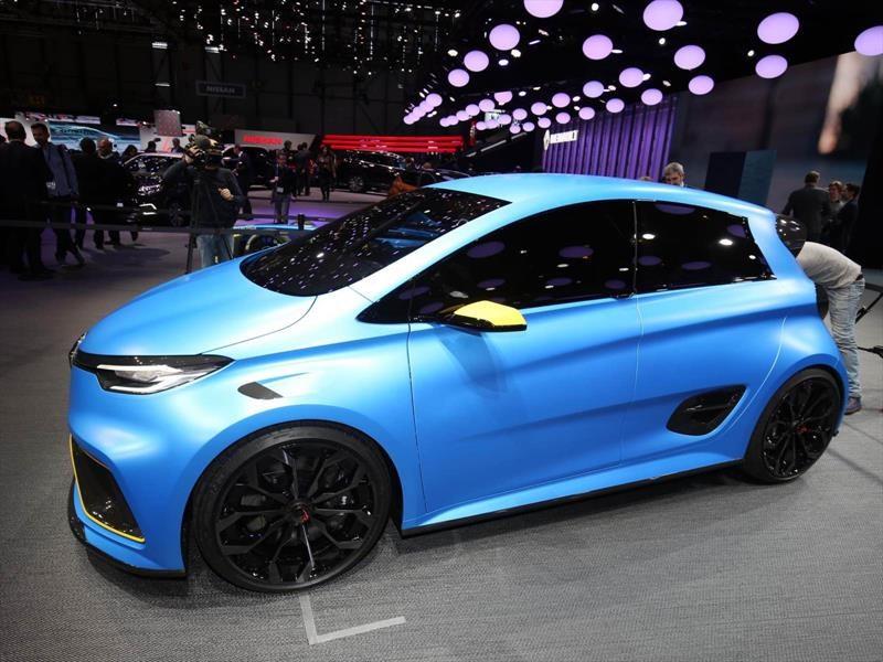 Renault Zoe e-Sport Concept, el hot hatch eléctrico