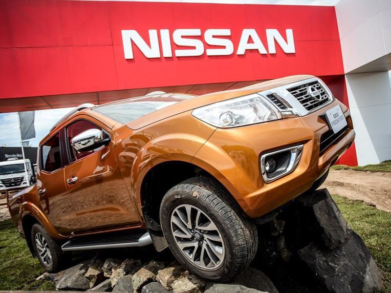Nissan en ExpoAgro 2017