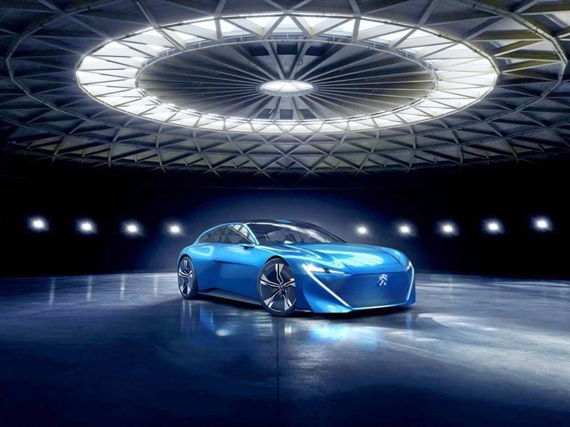 Peugeot Instinct Concept, el futuro francés luce atractivo