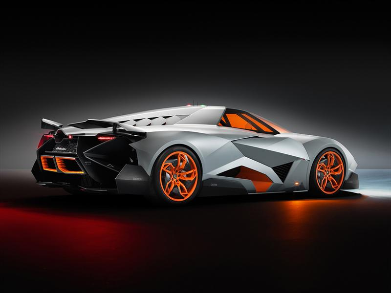 Lamborghini Egoista Concept se presenta