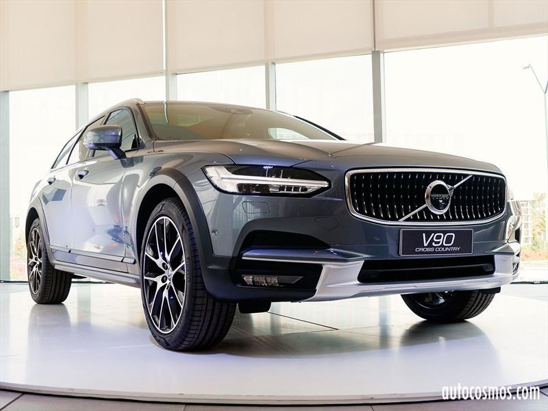 Volvo V90 Cross Country en Chile, invitación a la aventura