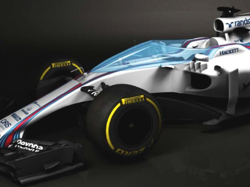 """Así lucirá """"el escudo"""" que protegerá a los pilotos de F1"""
