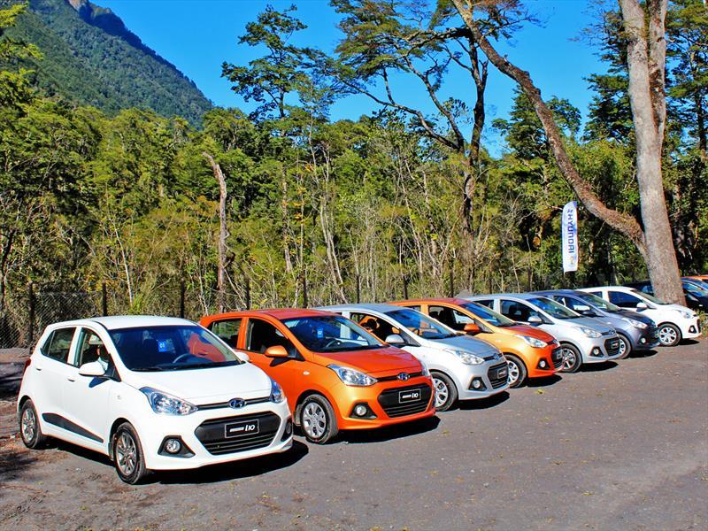 Nuevo Hyundai Grand i10: Estreno en Chile