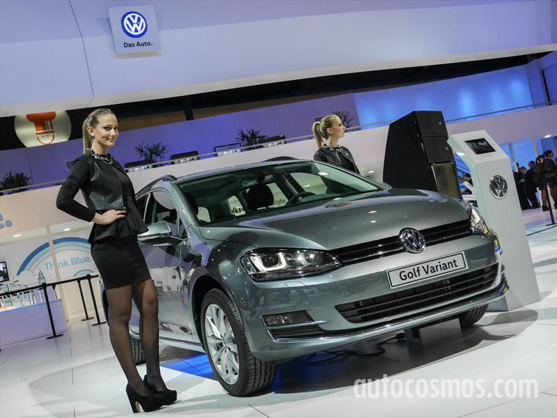 Volkswagen: Presente en el Salón de Buenos Aires