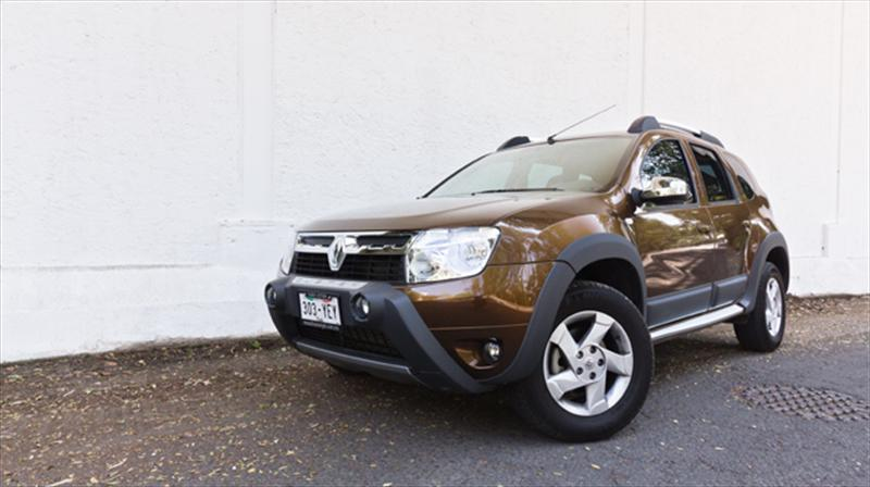 Renault Duster 2013 a prueba