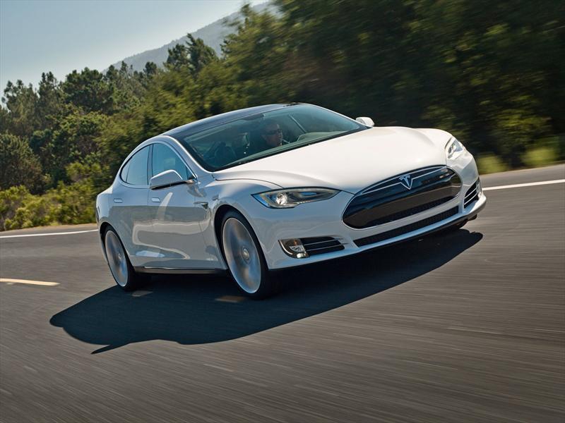 Tesla Model S ¿el auto más seguro?