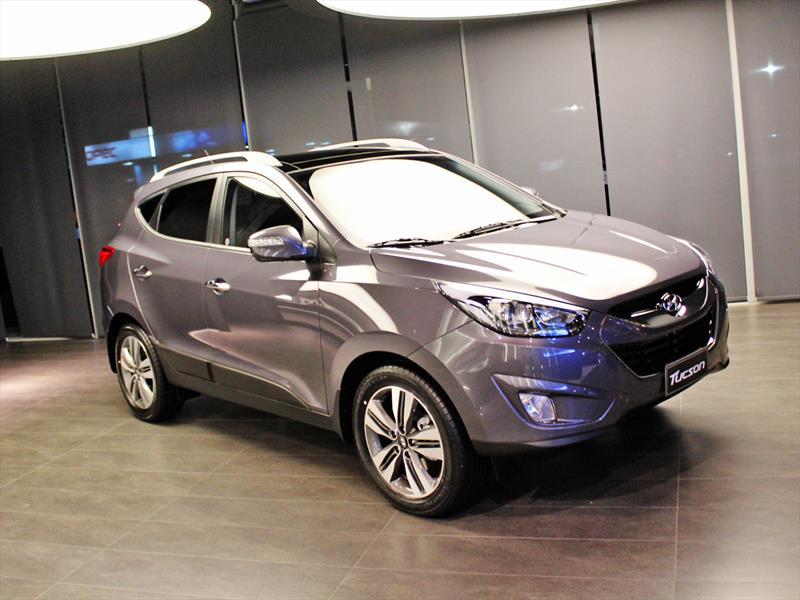 Nuevo Hyundai Tucson 2014 ya está en Chile - Autocosmos.com