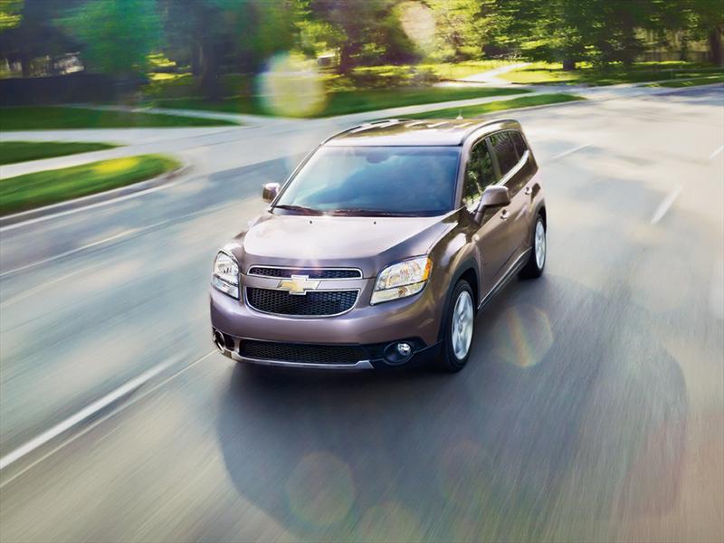 Nueva Chevrolet Orlando: ¡más que una camioneta!