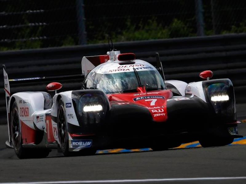 Le Mans 2017: Kobayashi batió el récord de vuelta en La Sarthe