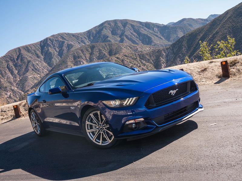 Manejamos el nuevo Ford Mustang en EE.UU.