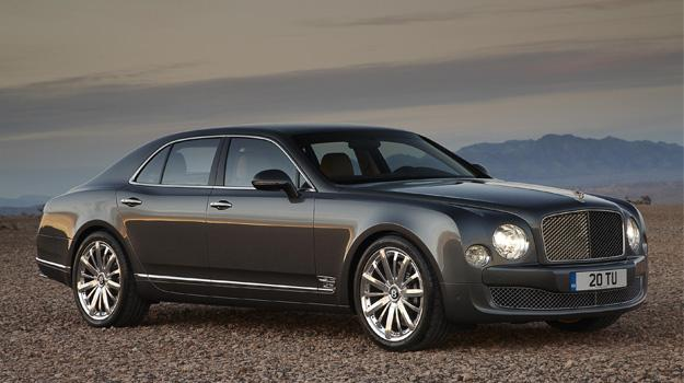 Bentley Mulsanne Mulliner Driving Specification debuta en Ginebra 2012