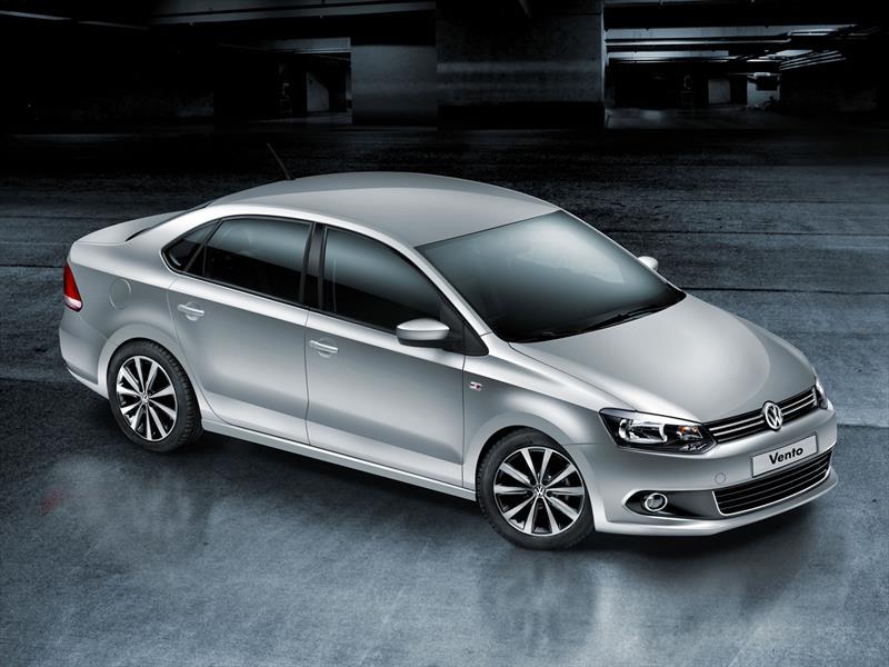 Volkswagen Nuevo Vento 2014, ¿el sustituto del Jetta Clásico?