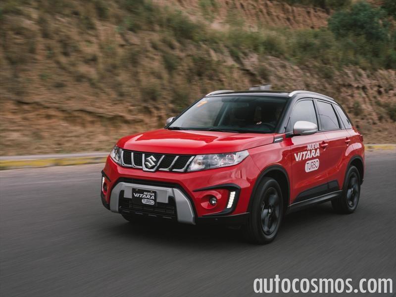Duelo generacional, la Suzuki Vitara de ayer y hoy
