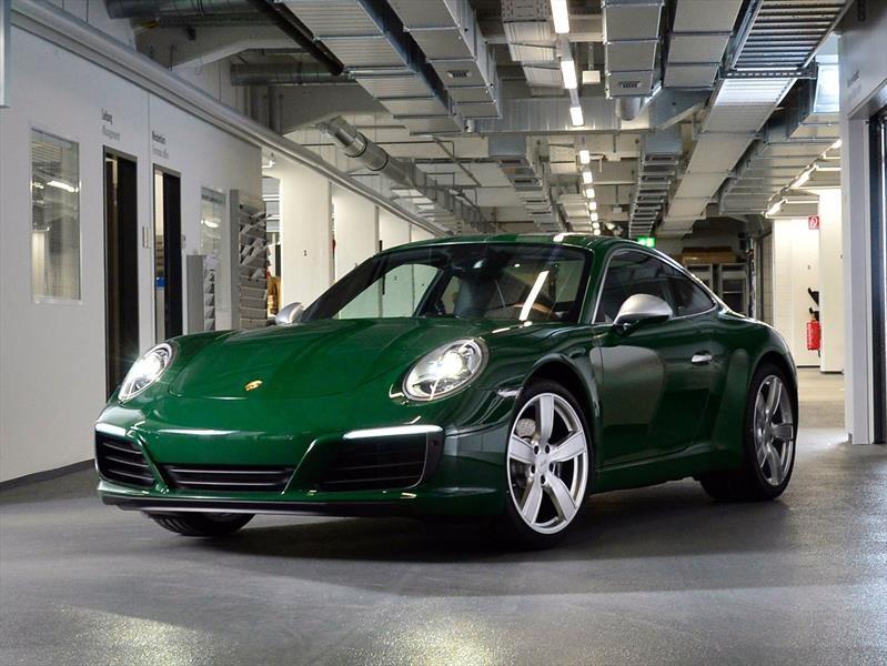 Porsche alcanza un millón de unidades producidas del 911