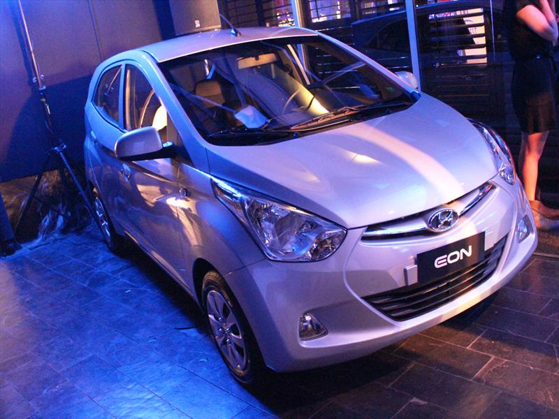 Hyundai Eon: Estreno oficial en Chile