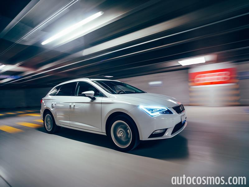 SEAT Leon ST 2016 a prueba