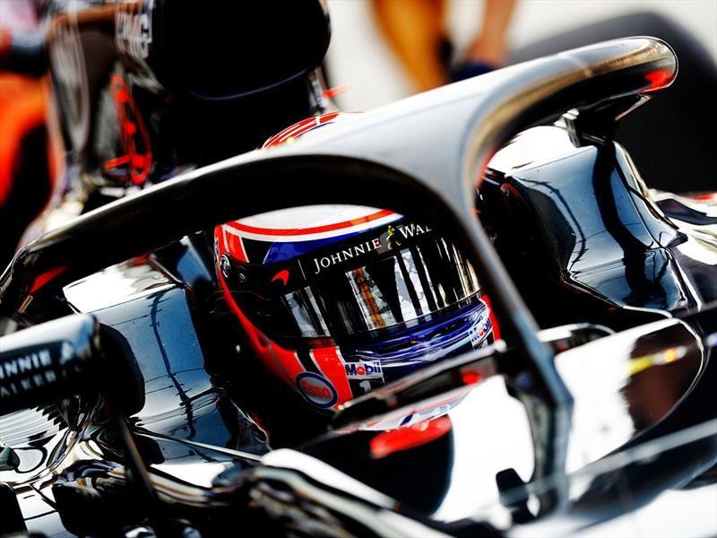 A partir de 2018, el Halo será instalado en los monoplazas de F1