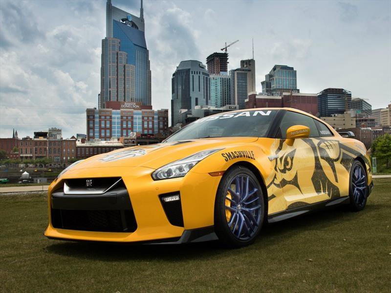 El GT-R Predzilla, la fantástica donación de Nissan