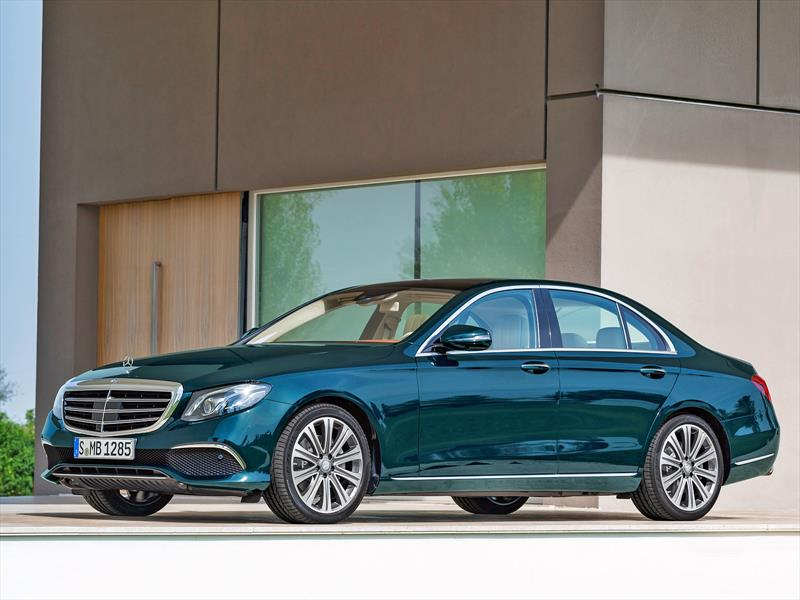 Mercedes-Benz Clase E 2017: A un paso de la perfección