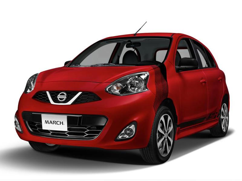 march nissan imagenes