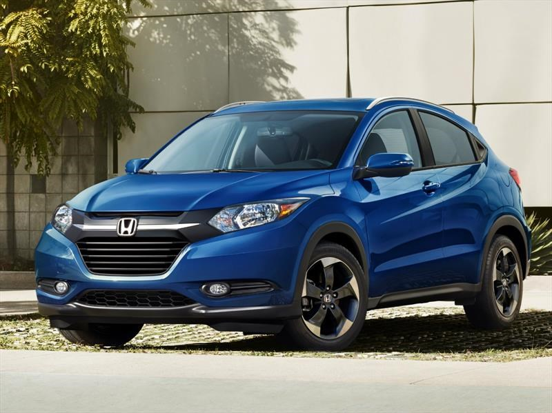 Honda HR-V 2018: Precios y versiones