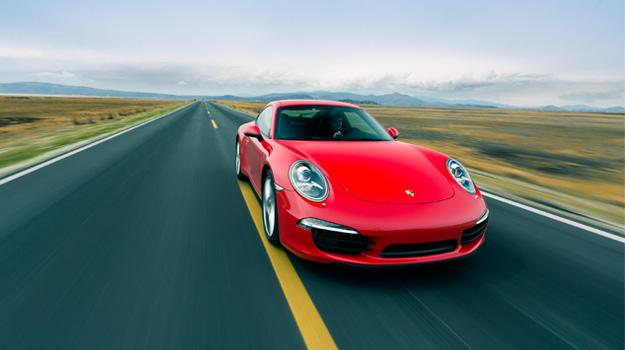 Porsche 911 Carrera S 2012 a prueba