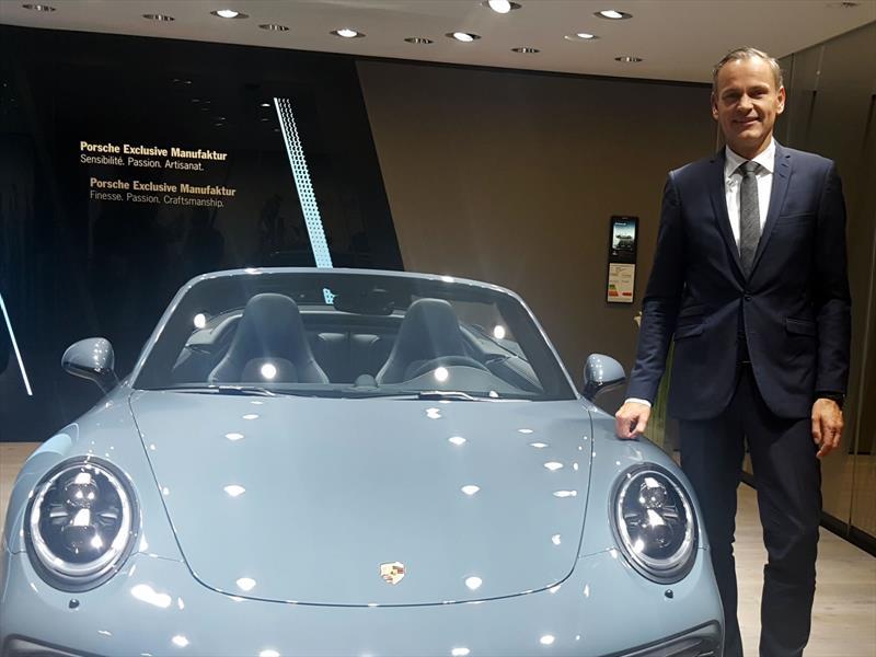 El futuro de Porsche