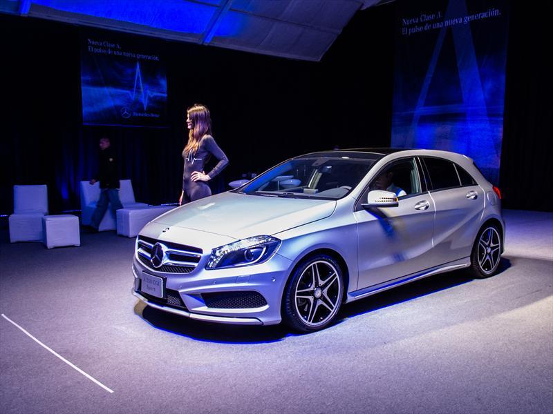 Manejamos El Nuevo Mercedes Benz Clase A Autocosmos Com