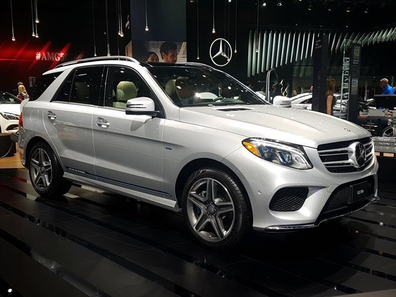 Mercedes-Benz GLE 550e Plug-in Hybrid llegará a México en abril