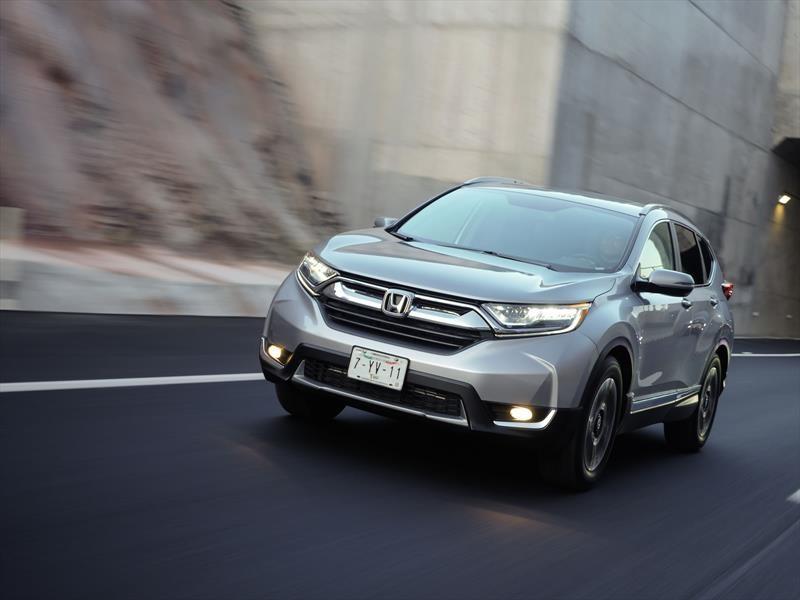 Honda CR-V 2017 a prueba