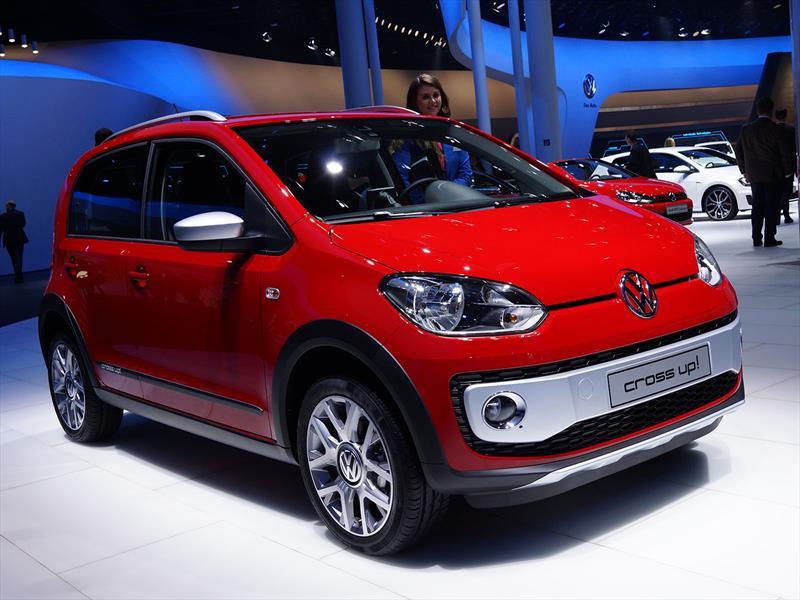 VW Cross up! el chiquito aventurero